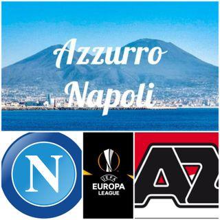 Europa League, AZ Alkmaar a Napoli con tanti assenti per Covid
