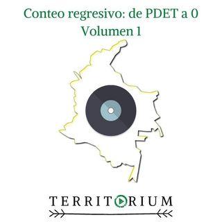 Conteo regresivo: de PDET a cero volumen 1