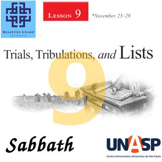Sabbath School - Nov.23 Saturday