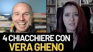 4 chiacchiere su linguaggio e dintorni con Vera Gheno (Dicembre 2020)