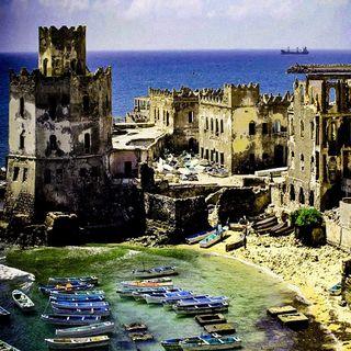Mogadiscio, dalle origini all'arrivo degli italiani