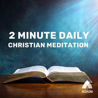 2 Minute Christian Meditation
