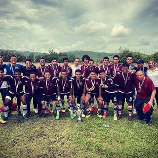 Selección URosario Fútbol masculino se coronó campeón del Torneo Cerros