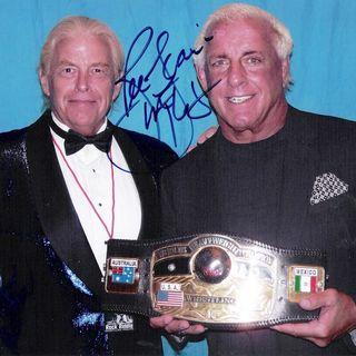 Rock Riddle, HeavyWeight World Champion Wrestler
