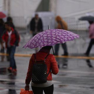 Alerta amarilla por lluvias en siete alcaldías