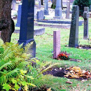 Requiem från en kyrkogård