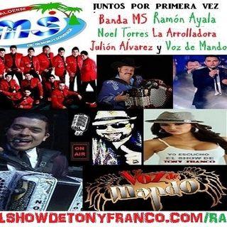 VIVA MÉXICO concierto celebrando el 5 de Mayo