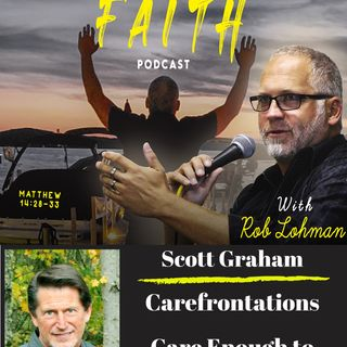 Let Go of The Outcome, It's Not Ours to Own : Scott Graham of Carefrontations
