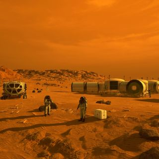 Mars Beckons: The 2021 Humans to Mars Summit