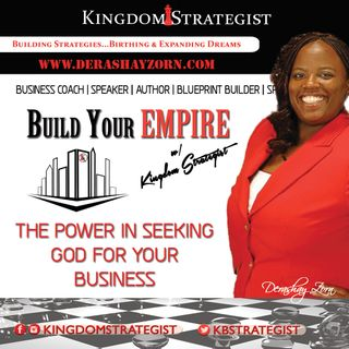 The Power in Seeking God for Your Business