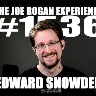 #1536 - Edward Snowden