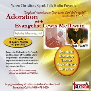 """Pt 9 """"Are We Living For Prosperity or Promise?-The Wrap Up"""" - ADORATION (REPLAY)"""