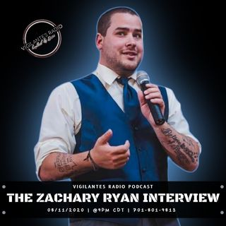 The Zachary Ryan Interview.
