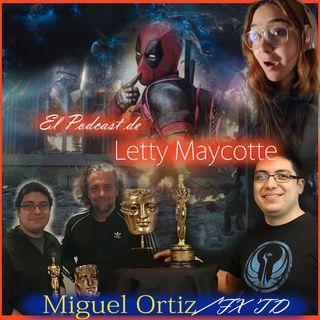 EP3 Miguel Ortiz/ FX TD