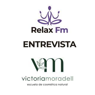 Entrevista a Victoria Moradell (Licenciada en periodismo y especialista en cosmética natural)