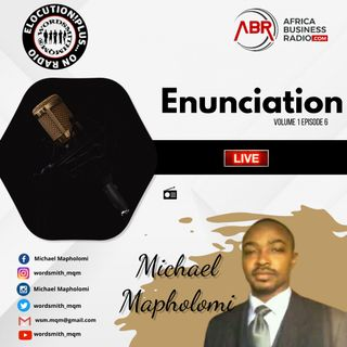 Enunciation Volume 1- Episode 6