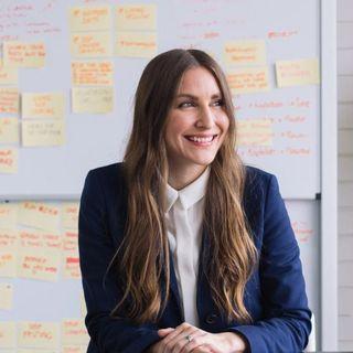 #053: Learning & thinking like an entrepreneur - Michelle Bourke