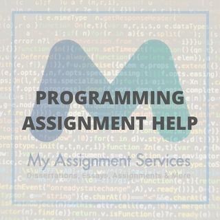 Programming Assignment Help in Canada