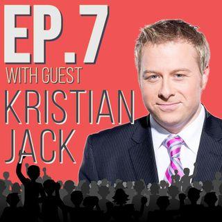 Episode 7: Canadian Soccer Presenter & Advocate Kristian Jack