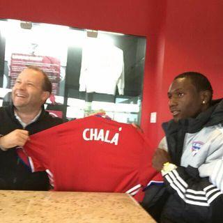 """Anibal Chalá y su llegada a FC Dallas: """"El club no lo dudó y fue muy serio"""""""
