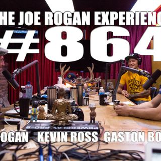 #864 - Kevin Ross & Gaston Bolanos