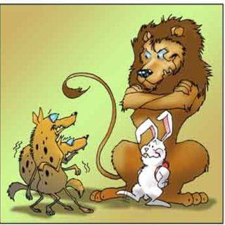 Leoni senza paura o pavidi coniglietti?