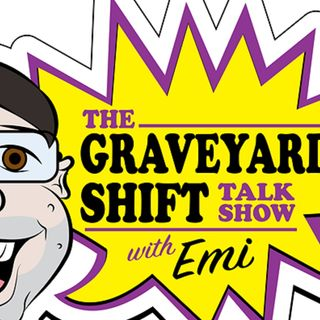 "Graveyard Shift SN06E003: ""Oh Say, Can Of Peas!  Or The Donut's In Sight!"""