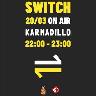 Switch conduttori/ospiti: cosa succede quando si invertono i ruoli? - Karmadillo - s02e23