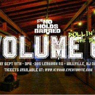 ENTHUSIASTIC REVIEWS #57: ICW No Holds Barred Volume 6 Rollin With The Punches 2020 Watch-Along