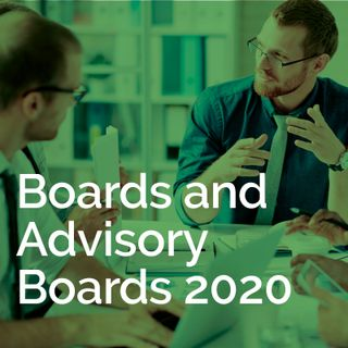 Boards and Advisory Boards 2020