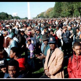 A million black men