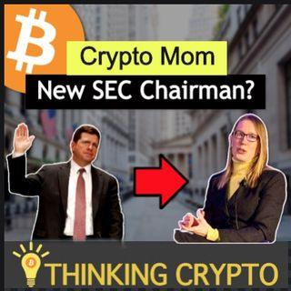 Will Crypto Mom Become The New SEC Chairman? - New York Fed Bitcoin
