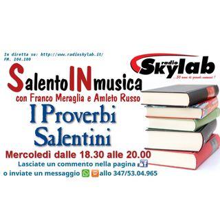 Salento in Musica 21-10-2020: I Proverbi Salentini