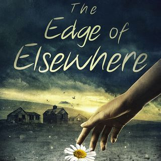 The Edge of Elsewhere - Author Sam Stea on Big Blend Radio
