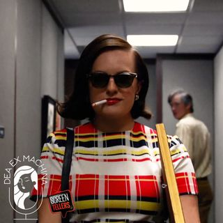 Dea ex  Machina - Peggy Olson