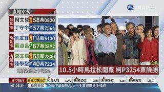 """15:35 改革不回頭! 柯P連任繼續""""嗡嗡嗡"""" ( 2018-11-25 )"""