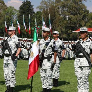Guardia Nacional nombra a sus coordinadores estatales