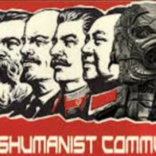 Transhumanism and world control