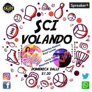SciVolando - Ep 26 - I Balli Caraibici e Liscio-Standard con Jovanka Rodino, Lucia Ferro e Maurizio Salvetti