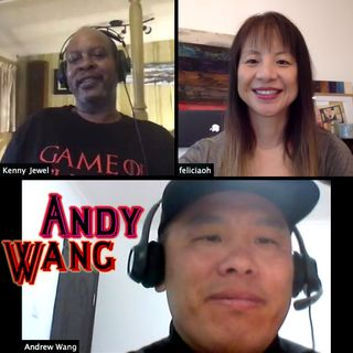 Episode 101 - Andy Wang