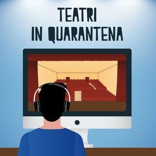 Teatri in Quarantena - Il naufrago Valdemaro