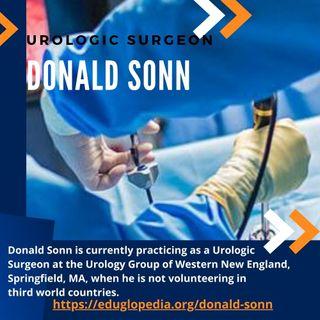 Donald Sonn - Medical Doctor
