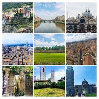Toscana-Liguria-Lombardia-Veneto