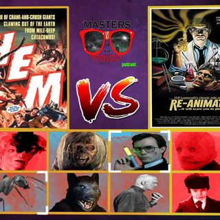 MOTN Random Select: Re-Animator (1985) Vs. Them (1954)