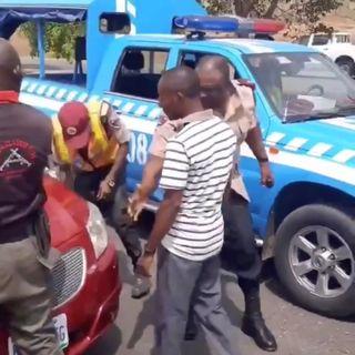 Nigeria : FRSC Sanctions Patrol Team Over Trending Video -