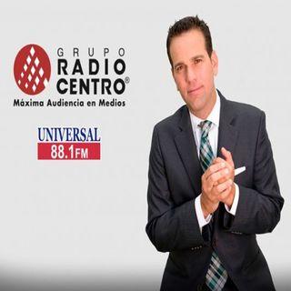 Llega Loret a Grupo Radio Centro