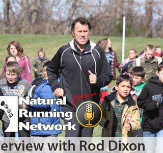 Interview with Olympian Rod Dixon