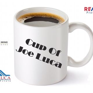 Episode 7 - CupOfJoeLuca - Then and Now