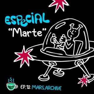 Ep. 12 Cafecito con...Marsarchive.org