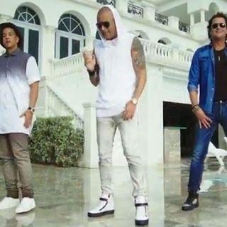 Wisin Yandel, Carlos Vives Ft. Daddy Yankee - Nota de Amor